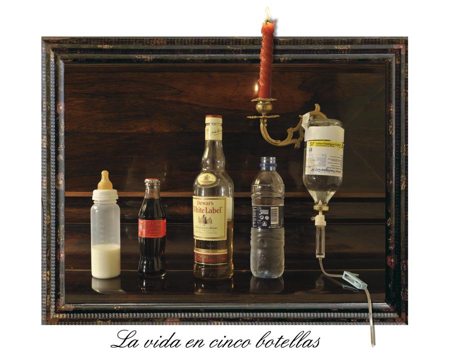 Rezumatul vietii in 5 sticle